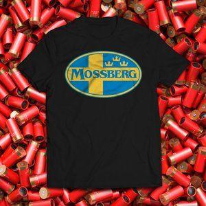 Mossberg Black Range 90s Logo Tee